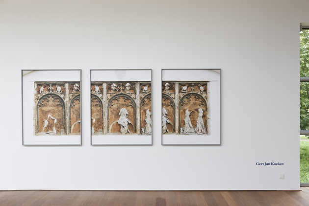 Gert Jan Kocken, Tryptech, Breda, Defacement 22 August 1566 (2010). © Jordi Huisman, Museum De Paviljoens