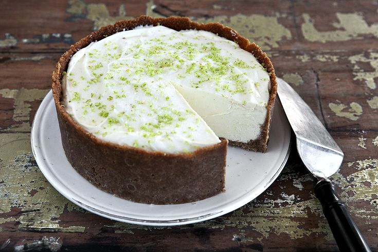 Quick and easy to make, this cheesecake looks great, is easy to slice and tastes divine.