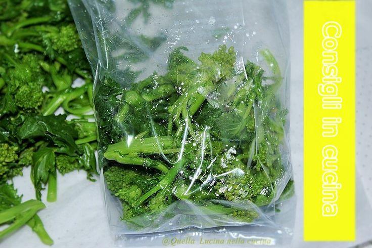 Congelare verdure è utile quando vogliamo conservare dei prodotti, ma è necessario sapere come farlo nel modo giusto. Ora vi spiego come.