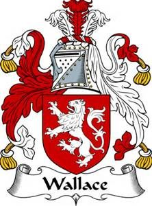 William Wallace Family Crest - Bing Images