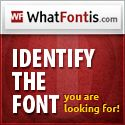 Upload an image with a font you want and it will identify it for you - cool!