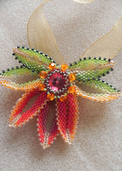 Great article on teaching Bead Weaving over on Bead Barmy