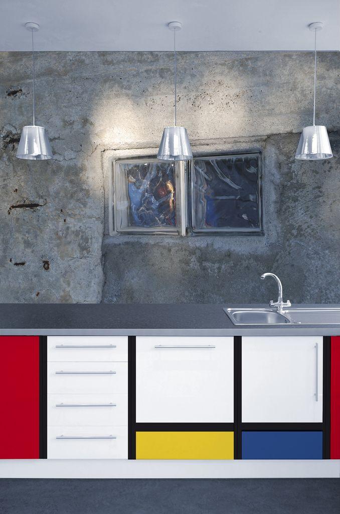 25+ parasta ideaa pinterestissä: fototapete küche | tapeten für ... - Küchenspiegel Mit Fototapete