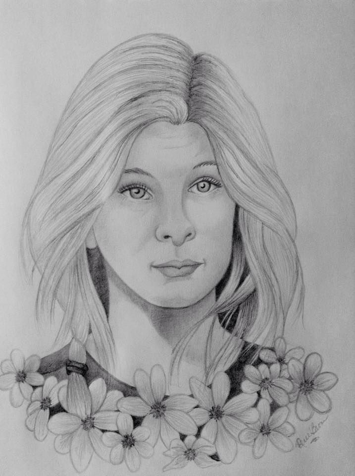 Graphite pencil drawings by creations1140 see more the walking dead lizzie