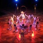 Varekai: el Circo del Sol en Valencia