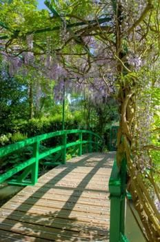 Le jardin de Claude Monet - Giverny-Eure