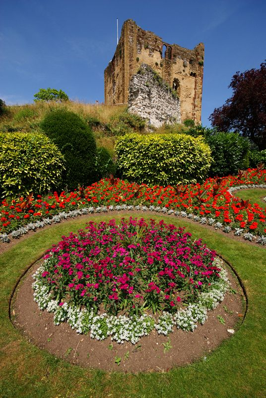 Guildford Castle, England