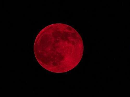 red moon cycle rituals - photo #13