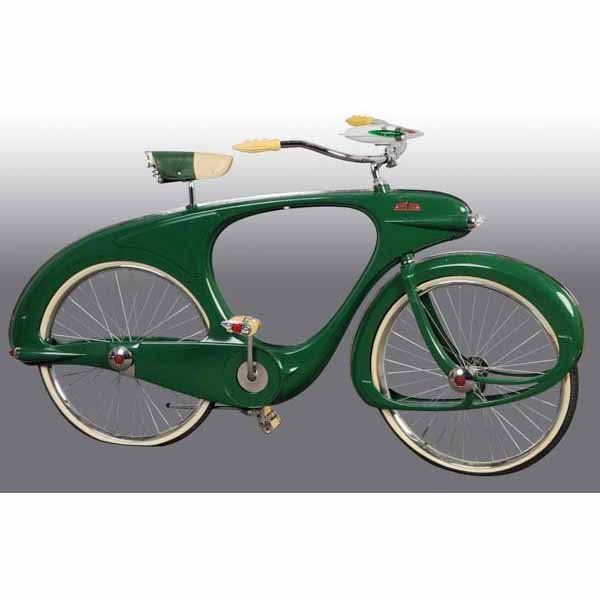 1466A: Original Bowden Spacelander Bicycle. On