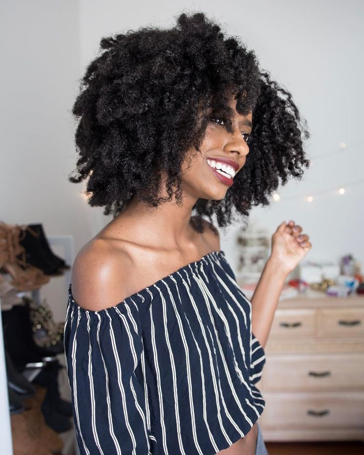 - KRYSTA (@prettylittlefro) The Beauty Of Natural Hair Board