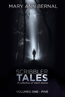 Mary Ann Bernal: Scribbler Tales Volumes One - Five - e-book editio...