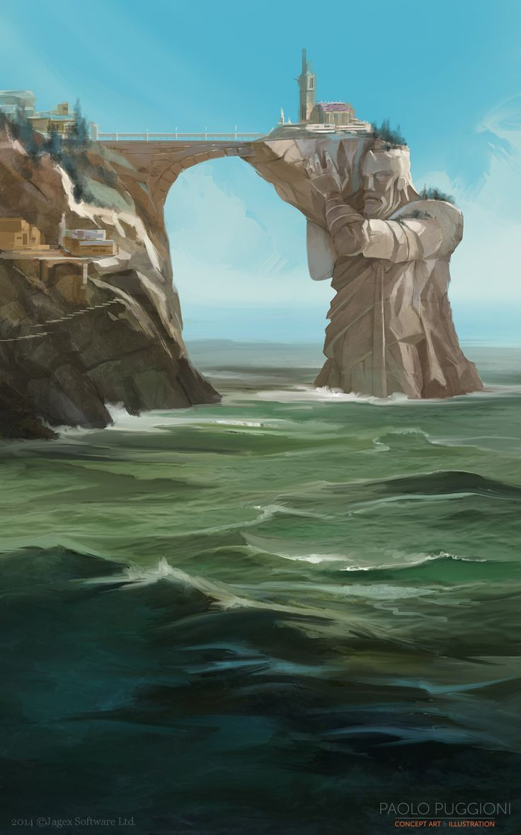 Image result for fantasy environment concept art