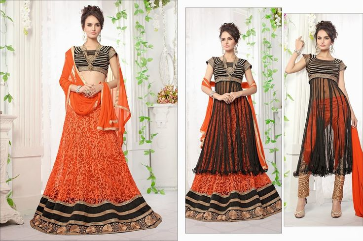 3 In 1 Collection #lehenga..