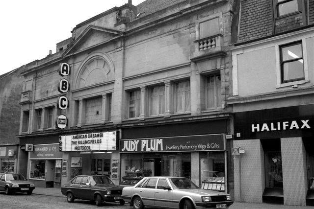 Regal Cinema, Westblackhall Street Greenock
