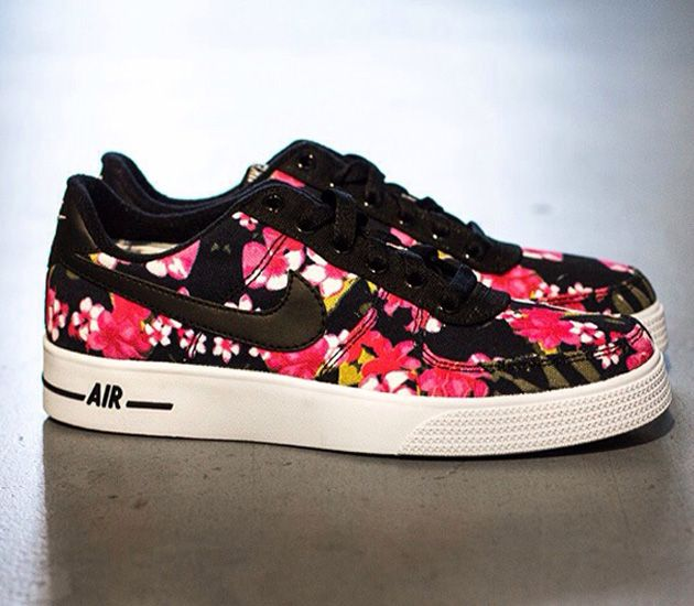 nike air force 1 ac gs blumen