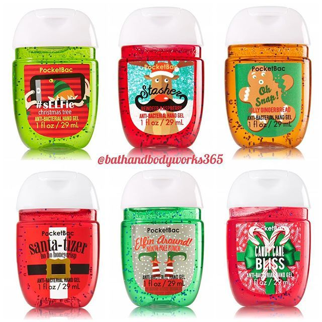 Bath & Body Works 365 @bathandbodyworks365 Christmas PocketB...Instagram photo | Websta (Webstagram)