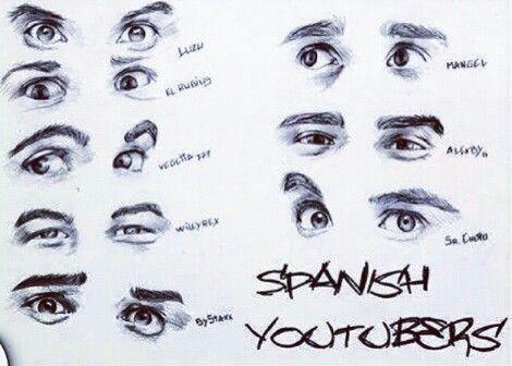 Mis youtubers favoritos! Aun que falta Lanita :3