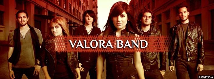 Valora Band Facebook Covers | FBcover.in
