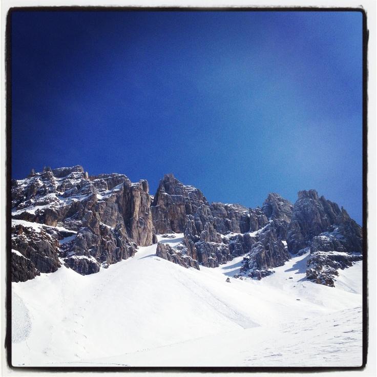 Obereggen #Italy