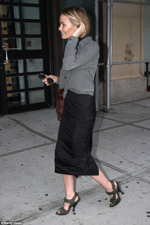Lara Bingle - In New York City. (3 August 2015)
