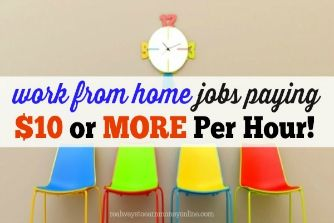 80 Companies That Are Always Advertising Their Work at Home Jobs