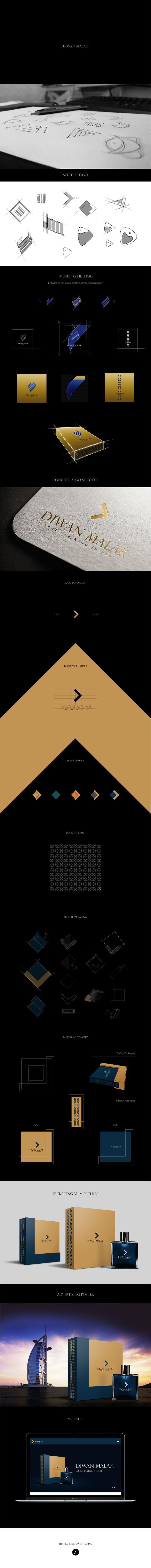 Branding, Packaging, Logotype