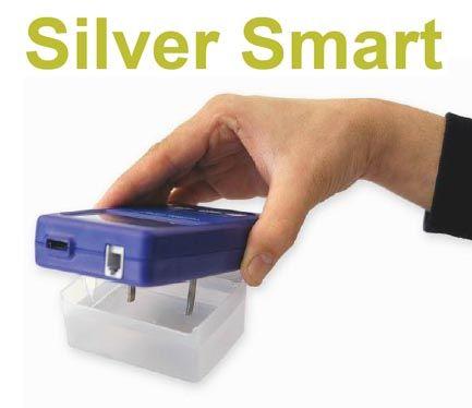 """Silver Smart,  la forma """"inteligente"""" de hacer plata coloidal"""