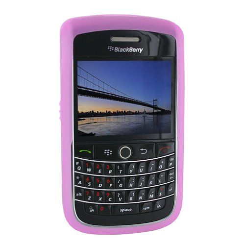 Buy BlackBerry 9630 Skin Cover Case (Pink) NEW for 2.18 USD | Reusell