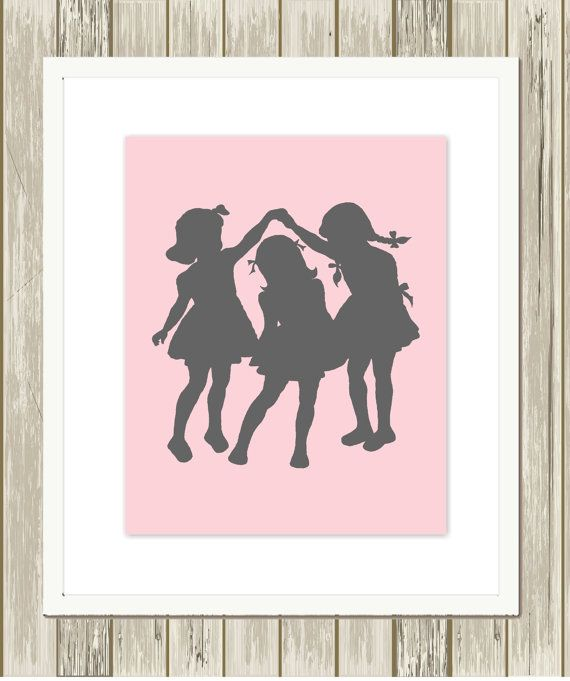 17 Best Images About Sisters Wall Art On Pinterest Set