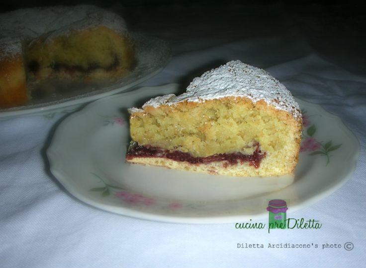 Torta Cappuccina, ricetta dolce di Modena