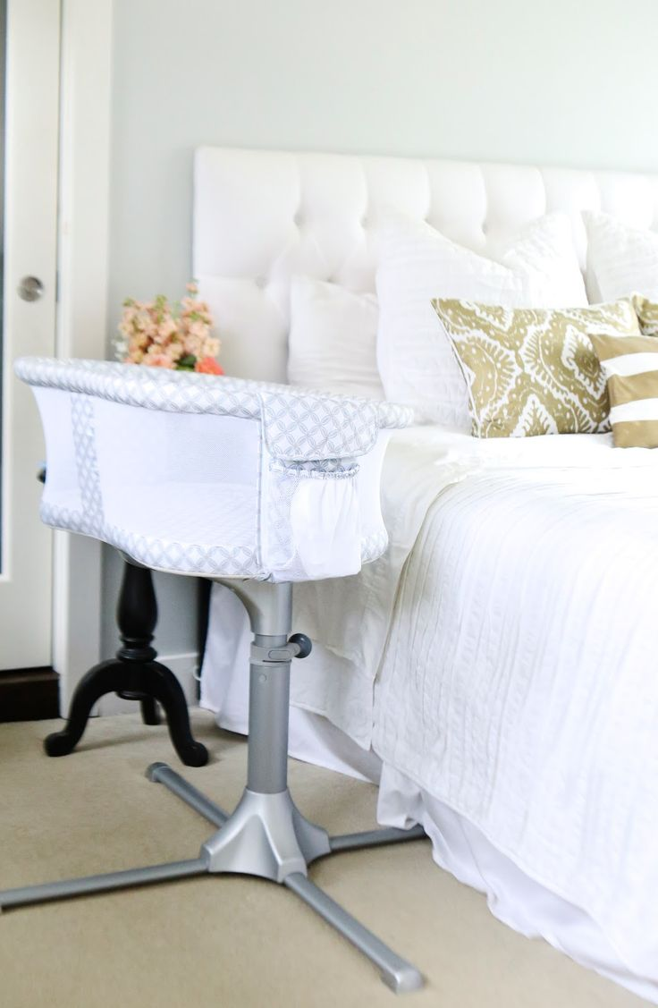 Baby bed next to bed - The Halo Basinest Is On My List For Baby After A C Section Last Time I Know How Difficult It Can Be To Get Baby In And Out Of A Traditional Bassinet