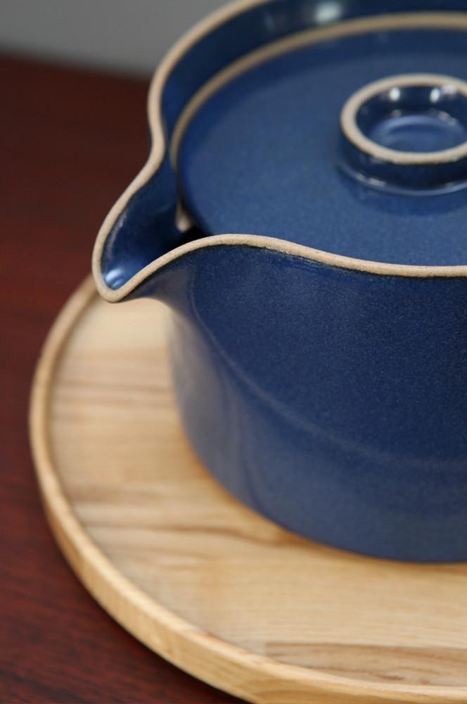 Hasami Porcelain Blue Teapot – Forest London
