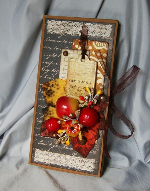 Шоколадницы - Сообщество «Скрапбукинг (бумажный)» - Babyblog.ru