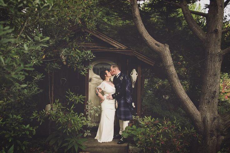 Exploring this beautiful garden in California with the even more beautiful Sean and Alisa. July 2016. . . . . . #wedding #weddingphotographer #weddingphotography #couple #love #nature #summer #halfmoonbay #destinationwedding #destinationphotographer #california #californiaphotographer #garden #wow #kiss #instagood #weddingdress #bride #groom #kilt #scottish #glasgow #glasgowphotographer #tree #garden #beautiful #inspiration #weddinginspiration…