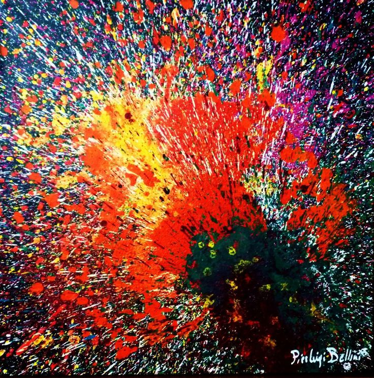 Pierluigi Bellini, LA MACULA @PIERLUIGIBELLINI.IT