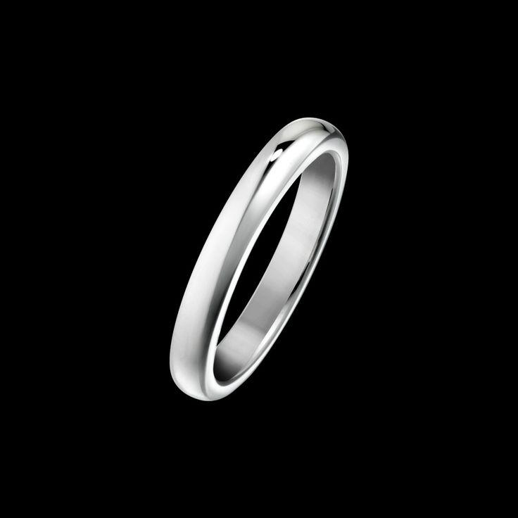 Platinum Wedding Ring G34LY800 - Piaget Wedding Jewellery