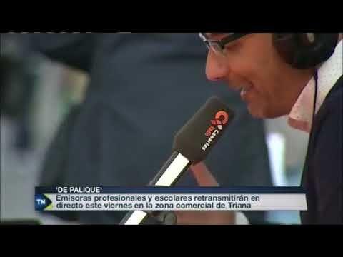Radios Escolares CEP Telde Canarias: Hoy se presentó De palique 2018