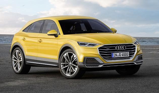 Q4 Und Q8 Neue Suv Modelle Bei Audi Audi Q4 Audi Suv Audi
