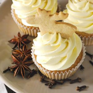 Dieses Jahr in der Weihnachtszeit habe ich es irgendwie total mit Spekulatius und muss alles mit Spekulatius-Geschmack versehen. Und da dürfen Spekulatius-Cupcakes dann natürlich nicht fehlen. Dies…