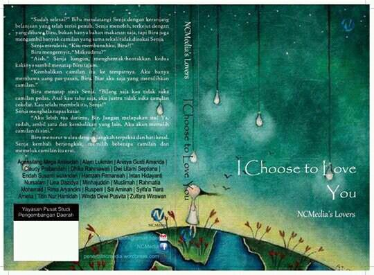 Alhamdulillah. First story and first book. It'll be released, soon. :))