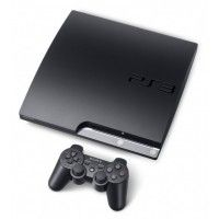 Sony PlayStation 3 Slim 320GB + Infamous2 or Battlefield3