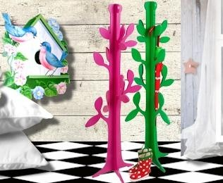Kledingboom kinderkamer, kapstok boom | Hannelore gratis advertenties
