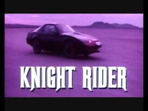 Knight Rider Theme Song (Intro Instrumental/Orginal) - Stu Phillips. Wow!