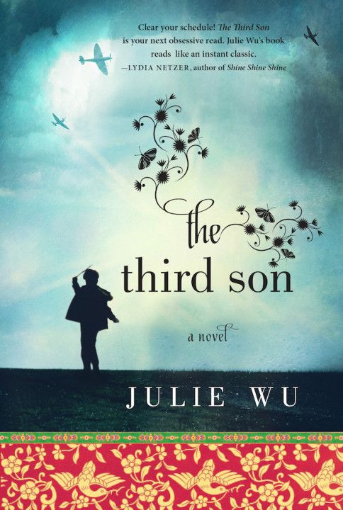 "Around the World in 80 Books: ""The Third Son"" by Julie Wu (Taiwan) 