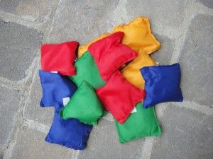 Beanbag games- Fun games for children to use for therapy. From Activity Tailor. Pinned by  SOS Inc. Resources.  Follow all our boards at http://pinterest.com/sostherapy  for therapy   resources.