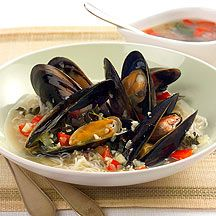 Beer Steamed Mussels | Main Dishes | Pinterest