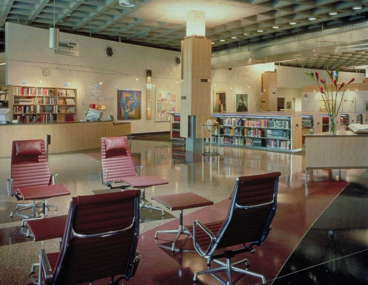 library media center, glendale community college | Richard+Bauer