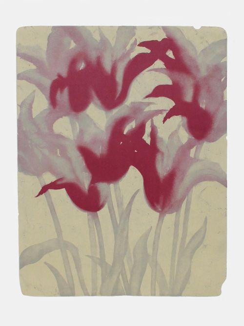 MOMENT '15-3  安井良尚 Yoshihsa Yasui <Lithography(1 stone plate) 68,0×53,0cm Izumi paper 2015>