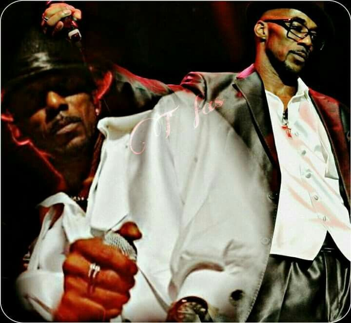 Great pic from Dorothy Inez Fobbs! The one and only Ralph Tresvant!