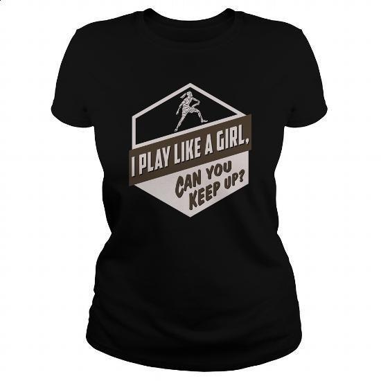 Play disc golf like a girl  - #best sweatshirt #vintage t shirt. MORE INFO => https://www.sunfrog.com/Sports/Play-disc-golf-like-a-girl--0516-Black-Ladies.html?60505